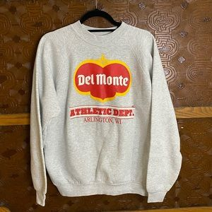 Del Monte Arlington Washington Athletic Vintage 90
